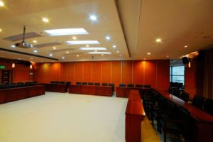 Movable Folding Partition Wall for Office/Conference Room pictures & photos