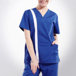 Professional Medical Scrubs/Hospital Working Uniform pictures & photos