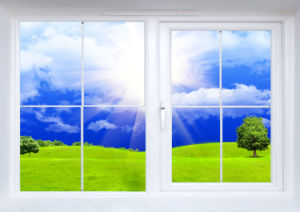 UPVC/PVC Sliding Window