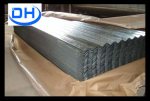 Ral Color Coated Steel Coil/Corrugated Steel Roofing Sheet of Buildings Materials pictures & photos