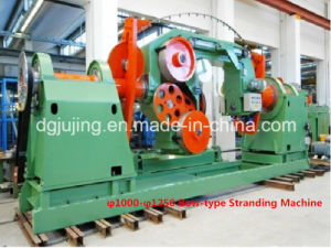 Bow-Type Cable Wire Stranding Twisting Machine Cable Making Machine for Steel Wire pictures & photos