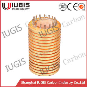 16 Rings Slip Ring for Electric Machine Use pictures & photos