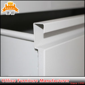 Customized Modern Steel Office Furniture Drawer Filing Cabinet with Lock Key pictures & photos