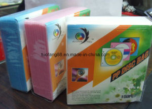 Colorful PP Non-Woven DVD/ CD Bag pictures & photos