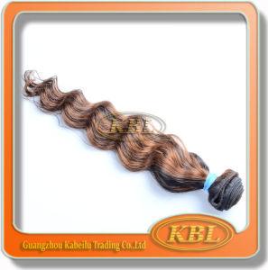 Good Brazilian Highlight Hair Pieces pictures & photos