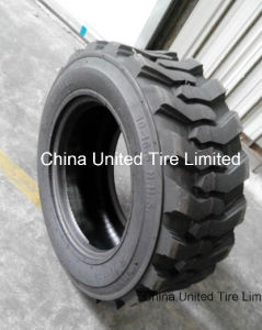 Industrial Tyre 10-16.5 and 12-16.5 L2 Pattern Bobcat Tyre pictures & photos