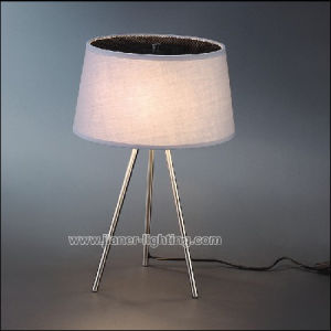 Mini Bedside Gray Table Lamp Lighting / Reading Desk Light Lamp pictures & photos