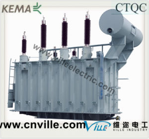 Power Transformer 66kv~69kv/Transformer/Power Transmission pictures & photos