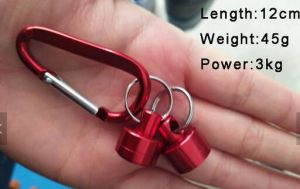 Wholesale Fishing Tool Power 3kg Fishing Magnetic Buckle pictures & photos