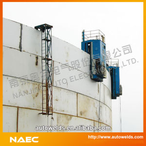 Automatic Submerged Arc Welding Machine for Horizontal Welding of Storage Tanks pictures & photos