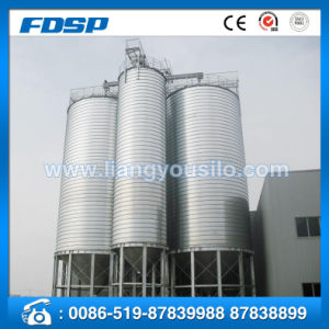 Reliable and Top Quality 10000 Ton Grain Silo pictures & photos