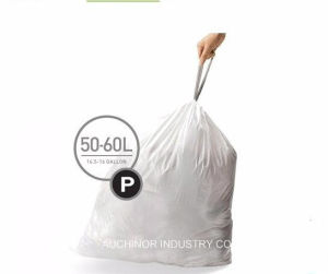 New Eco-Friendly 100% Biodegradable Corn Starch Garbage Bag for Trash pictures & photos