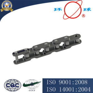 High-Quality Low Speed and High Load Roller Chain with Straight Plate and Big Pitch (S88.90) pictures & photos