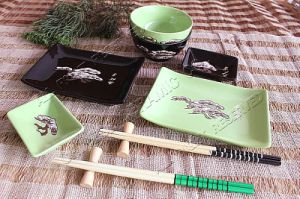 Ceramic Sushi ,Gift Set (CC-SP242BL)