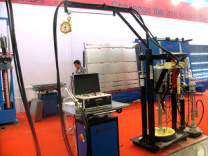 Rotay Rubber Spreading Table for Insulating Glass Production Line pictures & photos