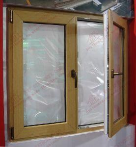High Quality PVC/UPVC Oak Casement Window (BHP-CW23) pictures & photos