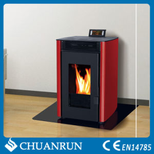 Small Fire Place Wood Pellet Stove for Sale pictures & photos