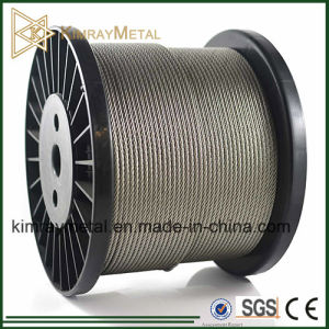 Hot DIP Galvanized Wire Rope pictures & photos