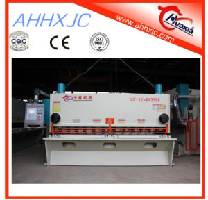 QC11k (Y) Hydraulic Guillotine Steel Plate Shearer Plate Shearing Machine pictures & photos