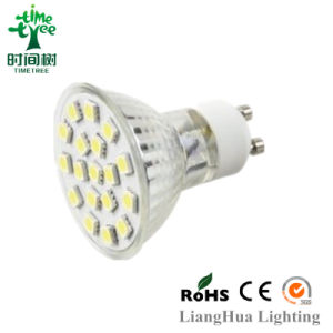 GU10-2 Spotlight High Powder LED Bulb Light with CE/RoHS (LED-G-4W) pictures & photos