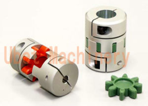 Stainless Steel Curved Jaw Coupling with PU Elastomer pictures & photos