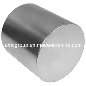 Nm-94 Nickle-Plating Round NdFeB Magnets for Motor From China Amc pictures & photos