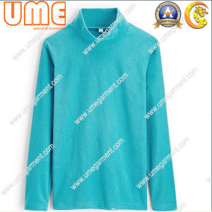 Men′s Pullover with Fleece Fabric (UMPF04)