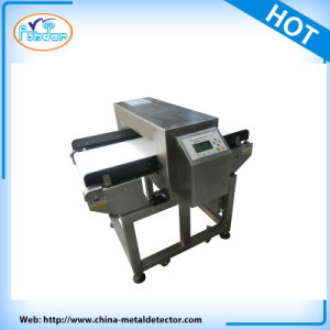 Food Processing Industry Metal Detector with Chain Conveyor Belt pictures & photos