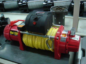 Electric Winch 12000lb for 4X4 Competition (SNC12.0WX) pictures & photos