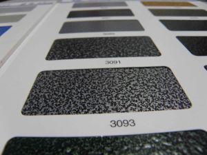 Decorative Art Texture Powder Coating