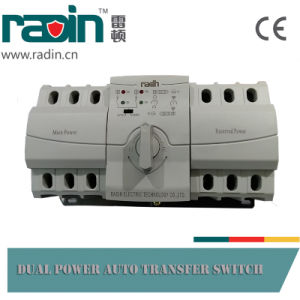 Rdq3cx Atse Switchgear Automatic Transfer Switching Equipment From 6A-63A, Auto Transfer Switch pictures & photos