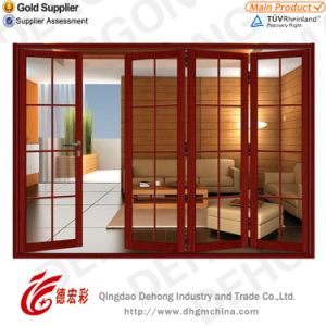 High End Folding Aluminum Door Design pictures & photos
