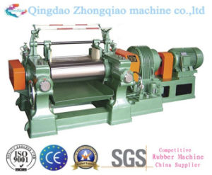 Hot Sale Rubber Crusher Mill/Machine Rubber Recycling Machine