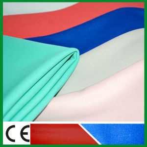 Knitting Dyed DTY Polyester Spandex Scuba Sportwear Fabric, Garment Fabric. pictures & photos