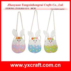 Easter Decoration (ZY15Y317-1-2-3) Easter Handbag Felt Bag Easter Drawstring Bag Easter Bunny Gift Item pictures & photos