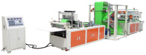 Shopping Non-Woven Bag Making Machine pictures & photos