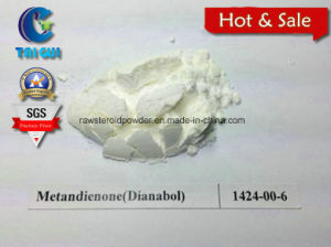 Muscle Building Powder of Pharmaceutical Chemicals Metandienone Dianabol pictures & photos