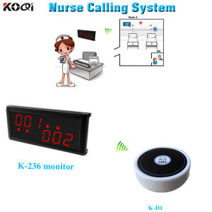 433.92MHz Electronic Nurse Call Bell System for Nursing House pictures & photos