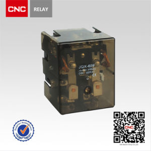 Jqx-62f 2z 80A Power Relay (General Purpose Relay, Power Relay, Latching Relay, etc) (JQX-60F 2Z) pictures & photos