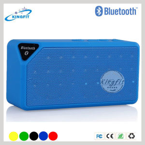 Hot! Mini Stereo Bass Speaker FM Loudspeaker