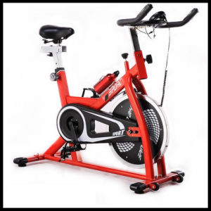 Fiitness Exercise Bike Red Color (TR-6002)