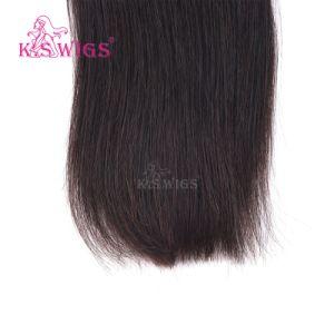 Wholesale 8A Grade Virgin Human Hair Brazilian Remy Hair Weft pictures & photos