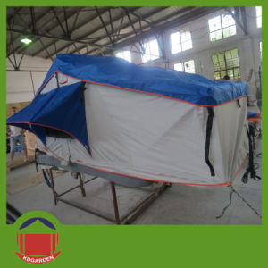 Outdoor Used Rt02 Soft Roof Top Tent pictures & photos
