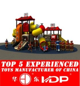 HD2014 Outdoor Fire Man Collection Kids Park Playground Slide (HD14-022A) pictures & photos