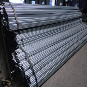 Small Galvanized Steel Pipe for Making Furniture pictures & photos