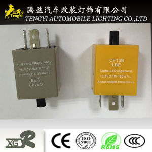 Automotive Cheap Electric Time Auto Flasher Relay 12V pictures & photos