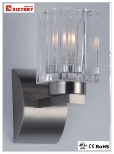 LED Modern Residential Wall Lamp, LED Light with Glass Material pictures & photos