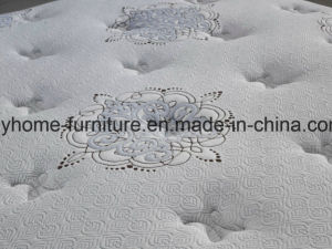 Euro Top Mattress Pocket Spring 5 Star Hotel mattress pictures & photos