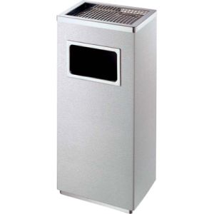Stainless Steel Recycling Garbage Waste Bin for Hotel Lobby pictures & photos