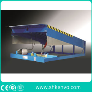 Stationary Manual Dock Leveller for Loading Bay pictures & photos